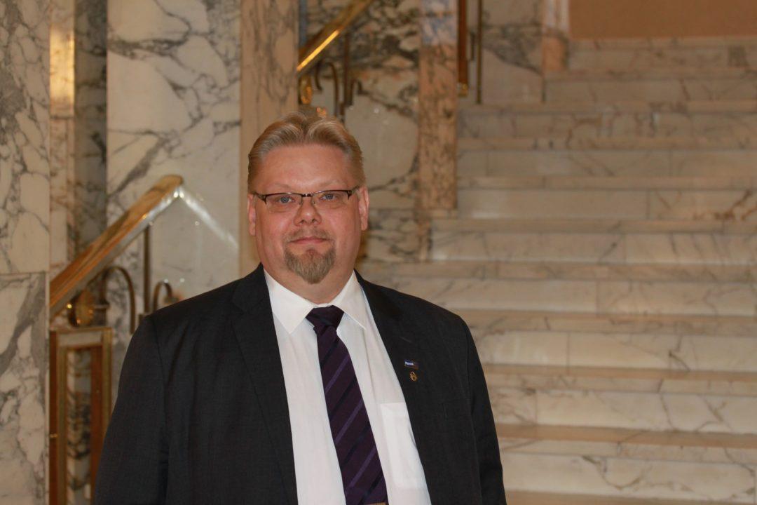Jari Ronkainen, Kansanedustaja, Perussuomalaiset, Häme, Hollola.