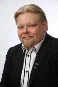 Jari Ronkainen |Perussuomalaiset - eduskuntavaaliehdokas