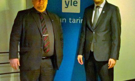 """TIEDOTE: Ylen hallintoneuvoston jäsenet Ronkainen ja Immonen (ps): """"Louhimiehen ajojahti mennyt liian pitkälle!"""" – vaativat toimittajalle potkuja!"""